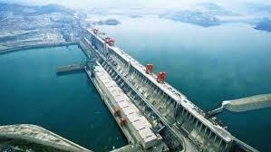 deviation fleuve geostrategie Vitalité & Eau