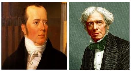 electromagnetisme Hans Christian Orsted Michael Faraday Magnétisme & Electromagnétisme