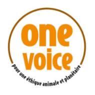 one voice  Agriculture Bio, produits bio, consommation bio, normes bio