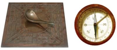 orientation boussole invention chinoise Magnétisme & Electromagnétisme