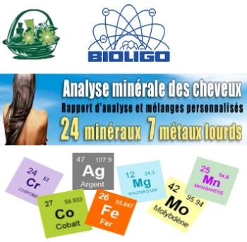 partenariat panier du bien etre bioligo analyses minerales et metaux lourds par cheveux Liberté, indépendance, partenariats