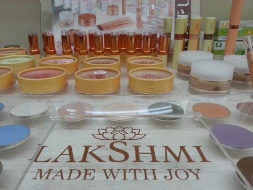 produits lakshmi au panier du bien etre Ayurvéda