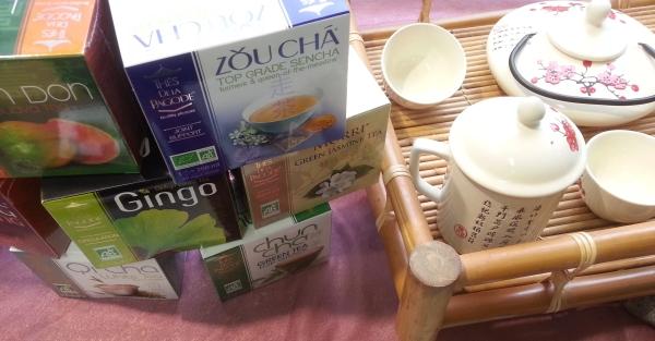 Thés de santé, thés thérapeutiques