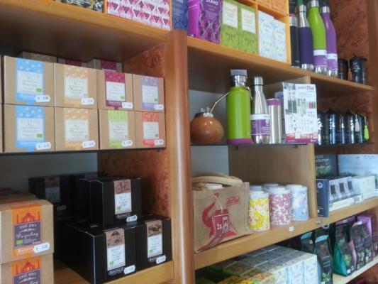 Boutique bio, diététique & Bien-être