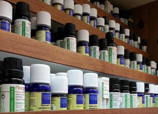 Phytothérapie & aromathérapie