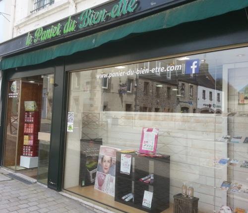 fe0829839e2 Panier du Bien-être - Boutique Bio Saint-Pol-de-Léon (29) - Boutique ...