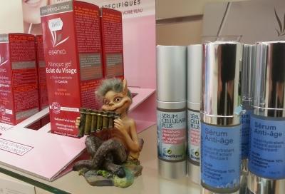 cosmetique bio gel serum anti age femme Cosmétiques Bio Femme