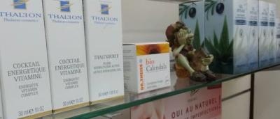 cosmetiques femme coktail vitamine peau Cosmétiques Bio Femme