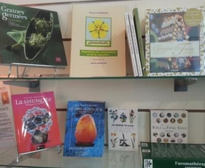 livres thematiques naturelles panier du bien etre1 Livres au naturel