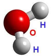 molecule eau atomes Vitalité & Eau