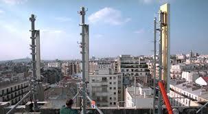 antenne relais3 Problématique des ondes électromagnétiques