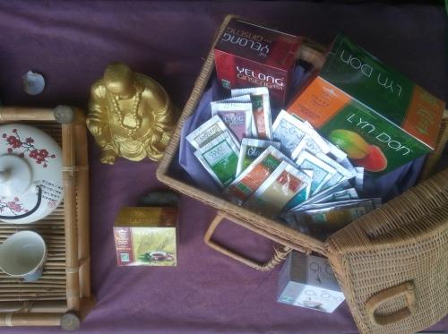 grande variete thes bio therapeutiques saveur panier du bien etre Thés de santé, thés thérapeutiques