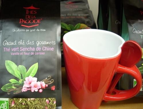 thes naturels panier du bien etre Thés gourmets, thés de détente