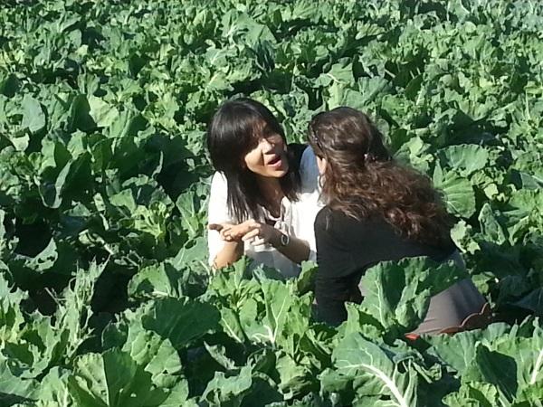 maria-ruth-moreno-star-culinaire-tv-equatorienne-amelie-kerbiriou-panier-bien-etre-visite-du-haut-leon-2
