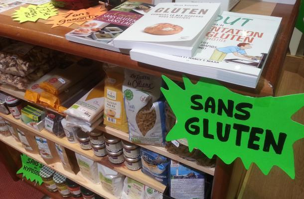 Sans gluten