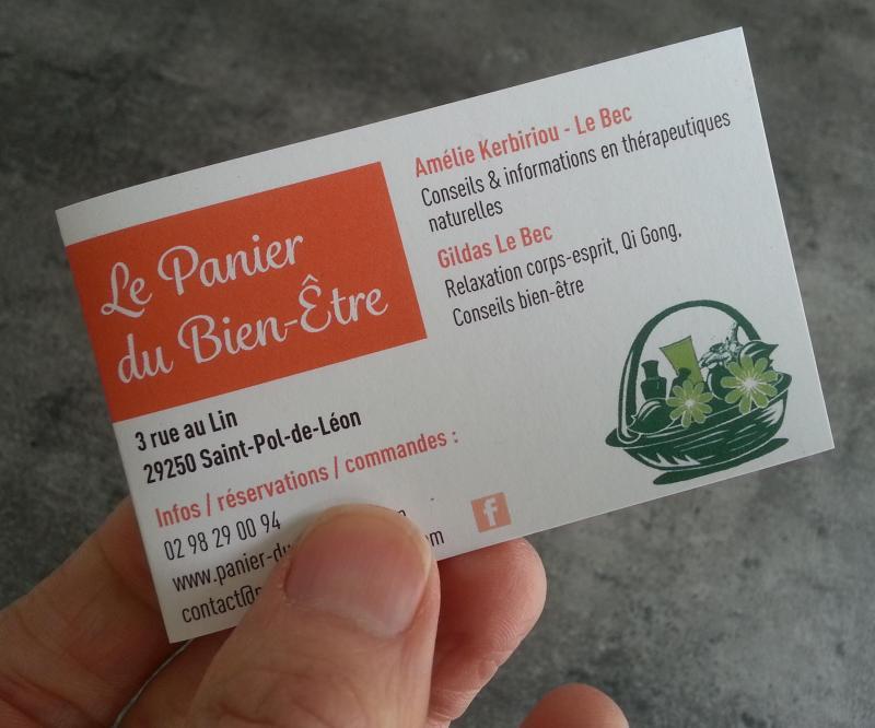 Nouvelles Carte De Visite Fidelite