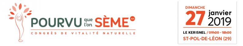 1er Congrès de Vitalité Naturelle en Bretagne !
